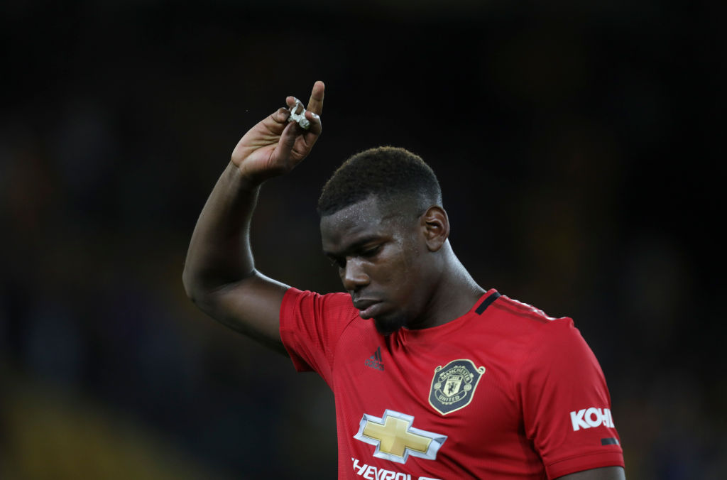 Man Utd fans plan a special gesture for Paul Pogba after racist tweets episode