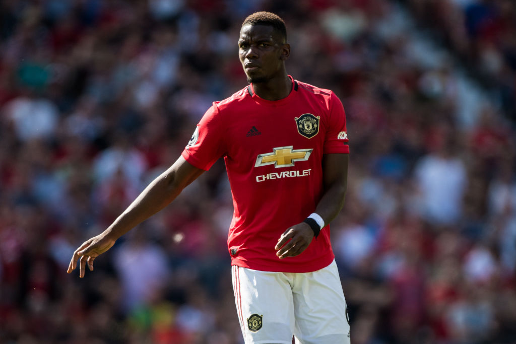 Paul Pogba: Man Utd Star takes decision over new contract amidst Real Madrid interest
