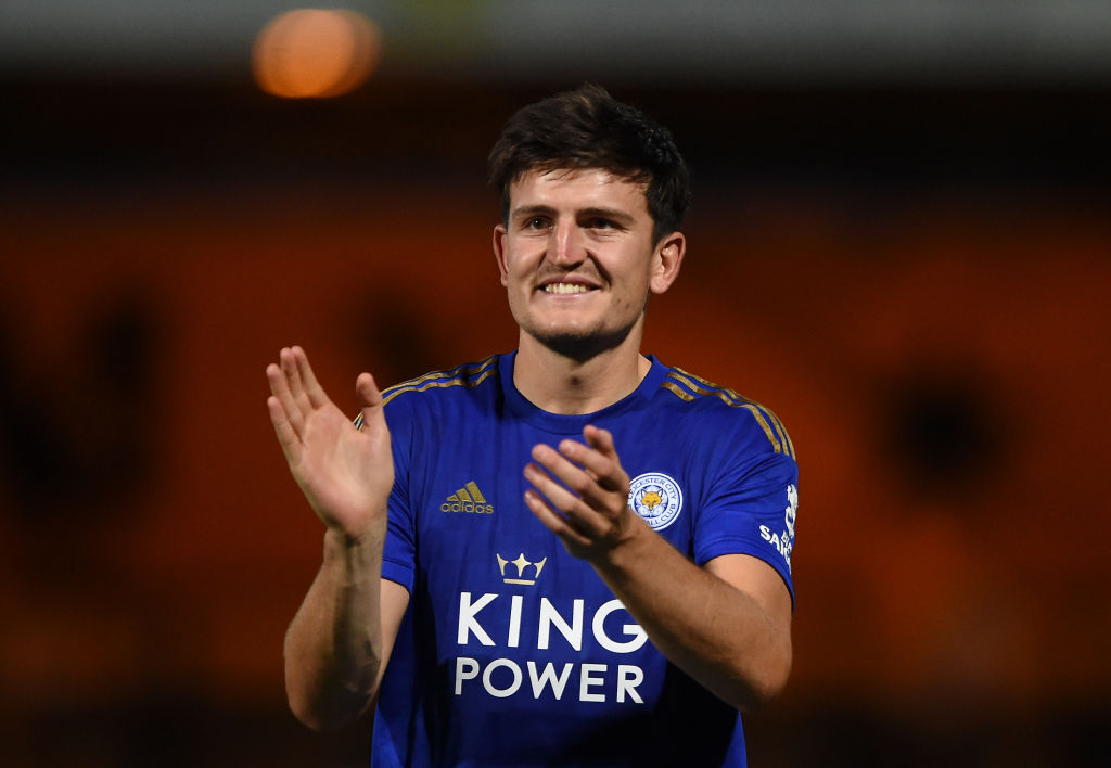 Man United Transfer News: Manchester United officially announce Harry Maguire signing