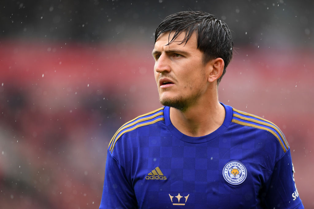 Harry Maguire to Man Utd : Manchester United wrap Harry Maguire deal for record £80 million