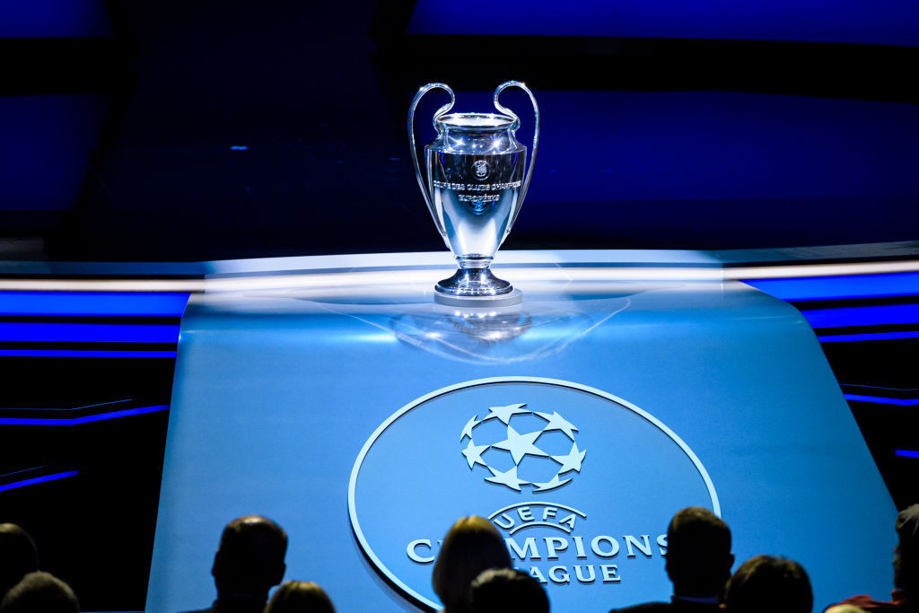 Champions League first week fixtures have left fans drooling