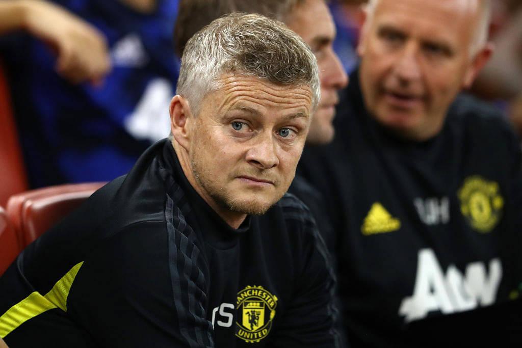 Ole Gunnar Solskjaer reveals why he did not replace Romelu Lukaku