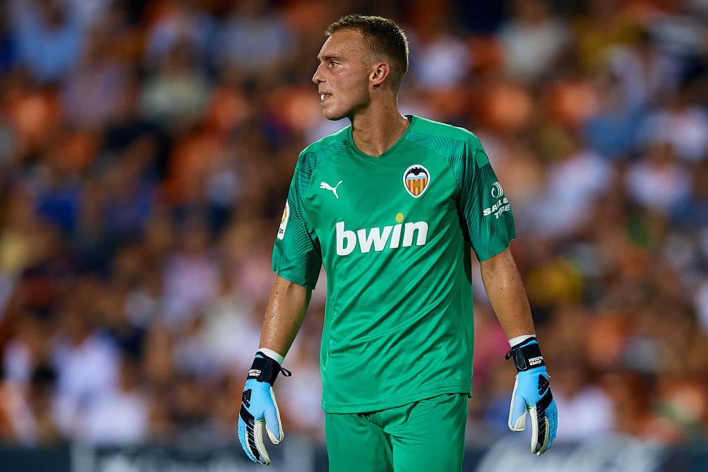 Jasper Cillessen receives guard of honor for Copa del Rey despite losing in the final