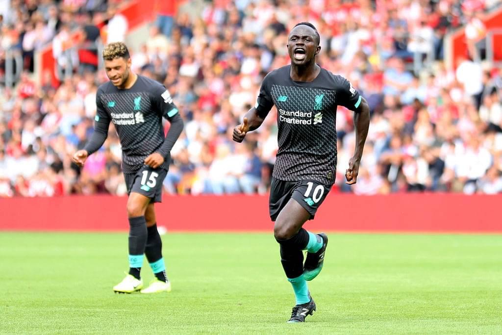 Sadio Mane goal vs Southampton: Watch Liverpool star scored a blinder against The Saints   Premier League