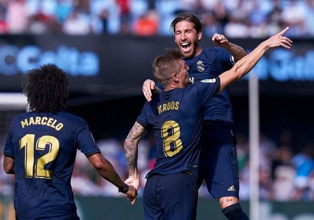 Toni Kroos Goal vs Celta Vigo: Watch Real Madrid's ace midfielder score a stunner of a goal in