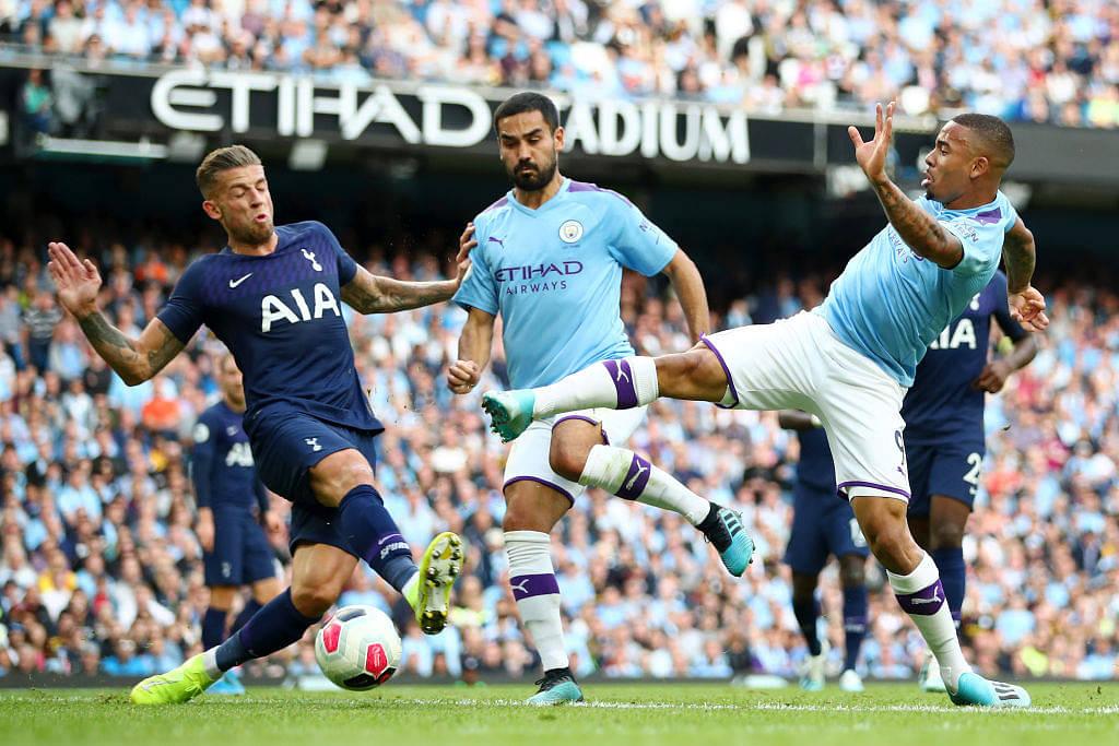 Man City 2-2 Tottenham: 5 talking points after Manchester City and Tottenham Hotspurs draw