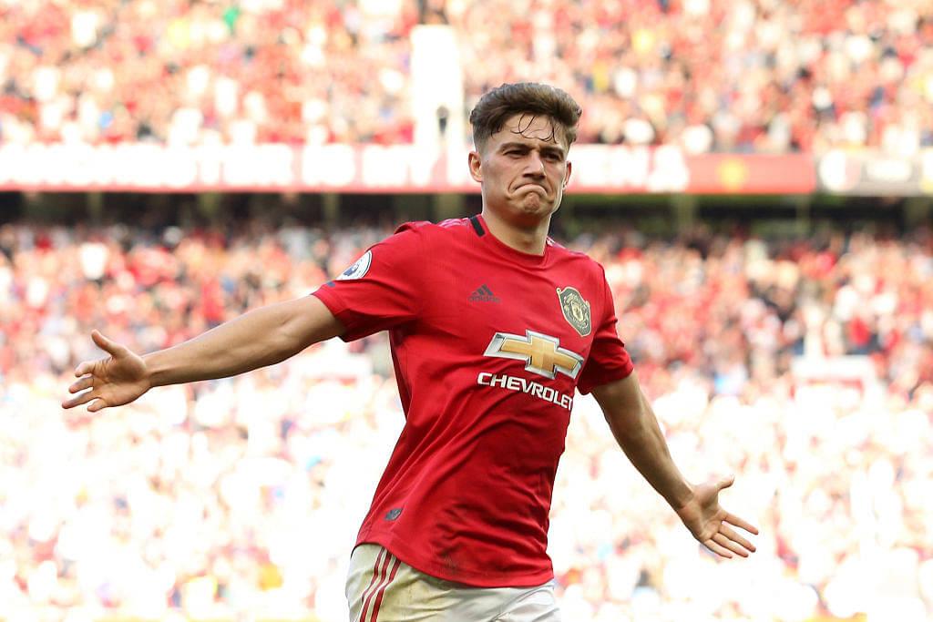 Daniel James goal Vs Crystal Palace: Watch Man United star scoring a stunning goal against Eagles