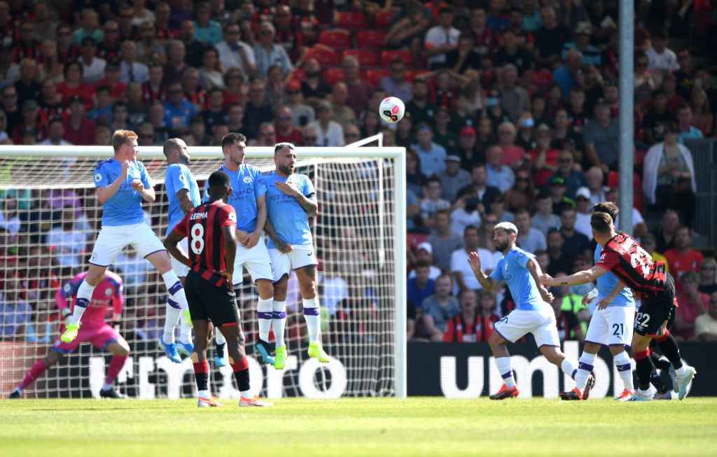 Bournemouth Vs Man City: On-loan Liverpool youngster Harry Wilson scores stunning free-kick for Bournemouth