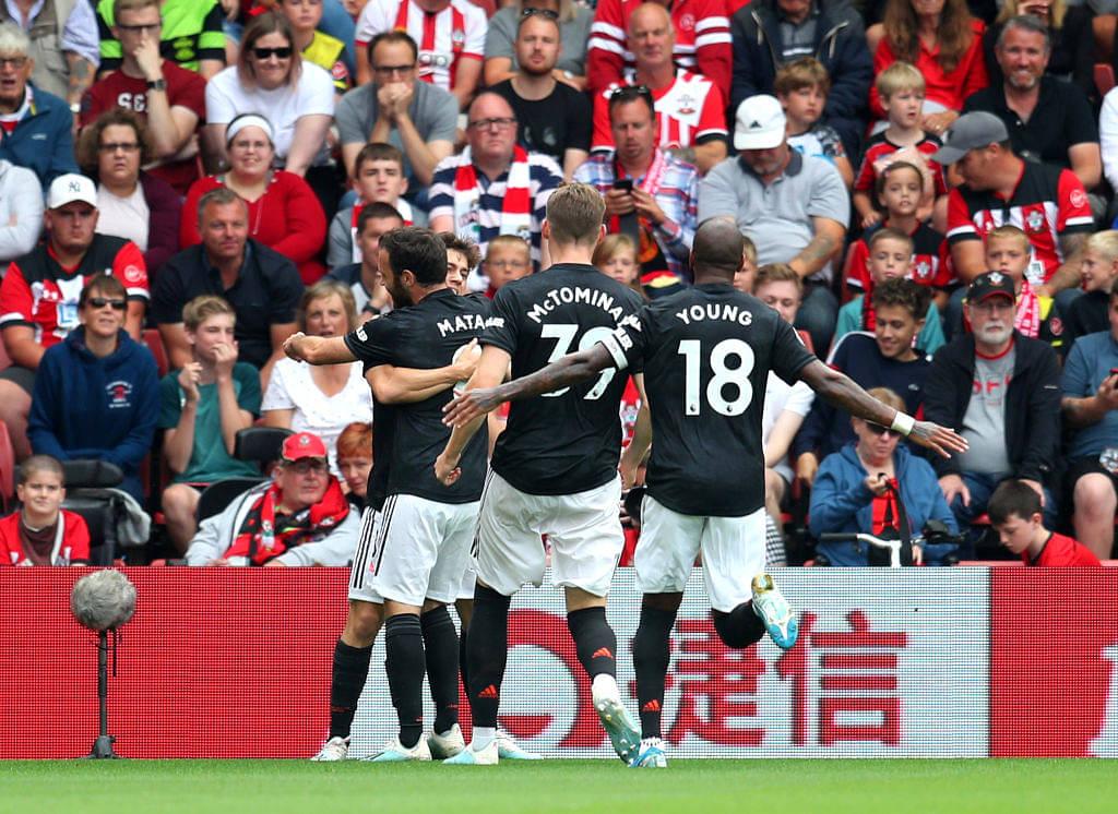 Man Utd 1st goal vs Southampton: Daniel James scores a beauty to open the scoring for Manchester United