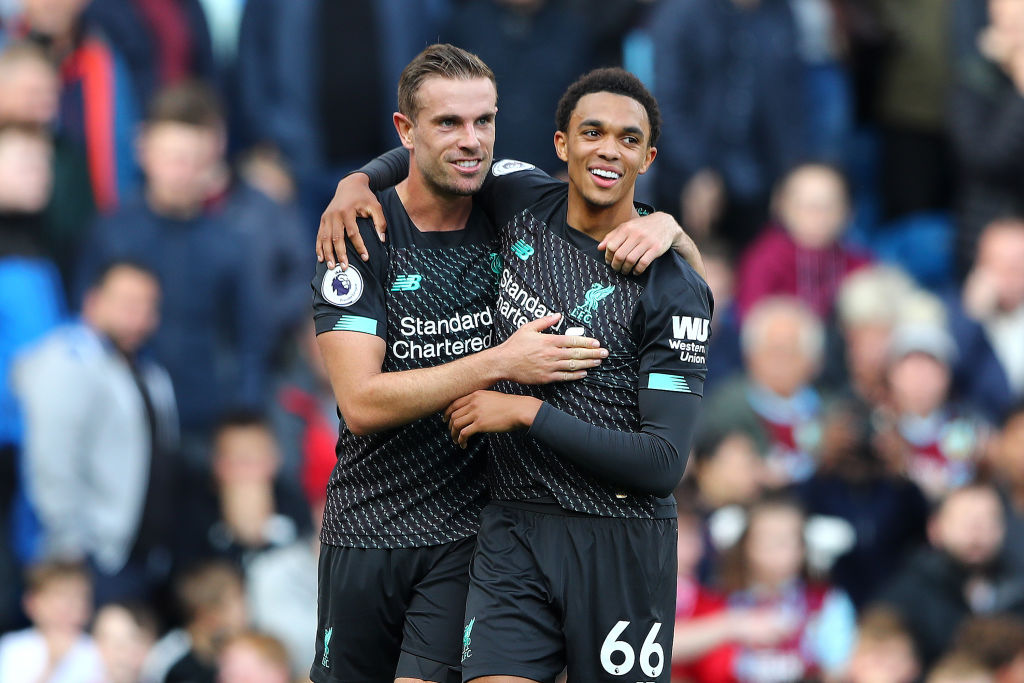 Trent Alexander-Arnold goal vs Burnley: Watch the Liverpool right back score his first goal of the season