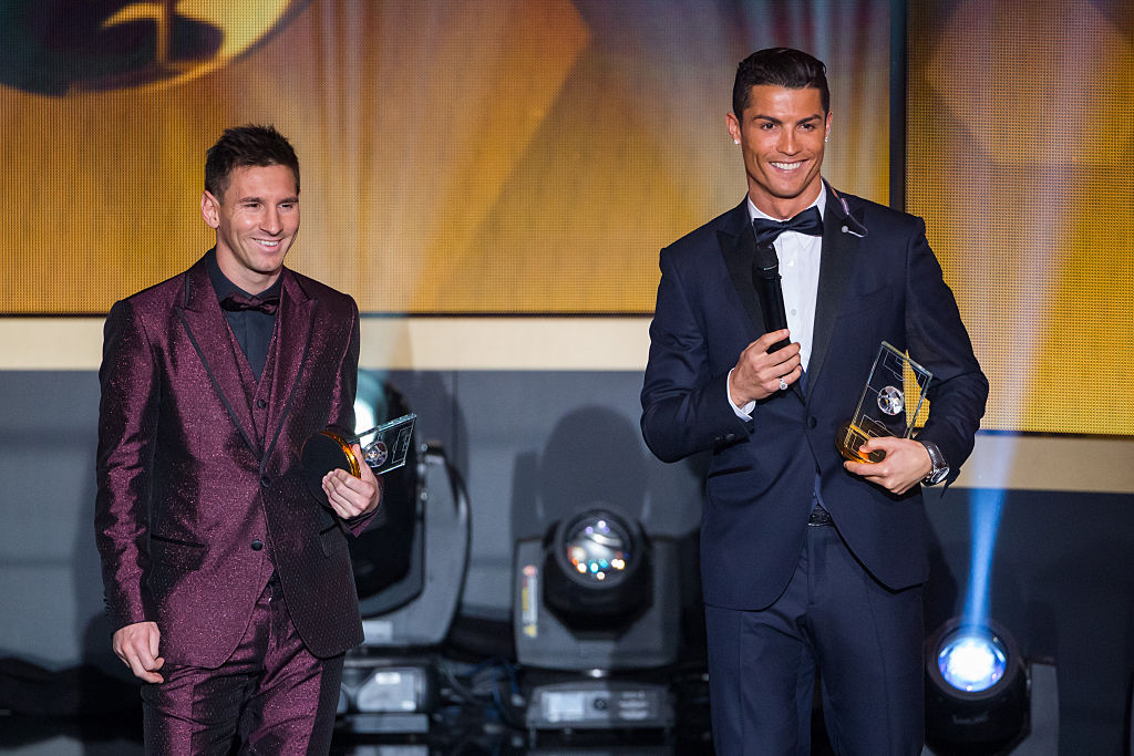 Lionel Messi twice as good as Cristiano Ronaldo according to a Belgian Scientific research