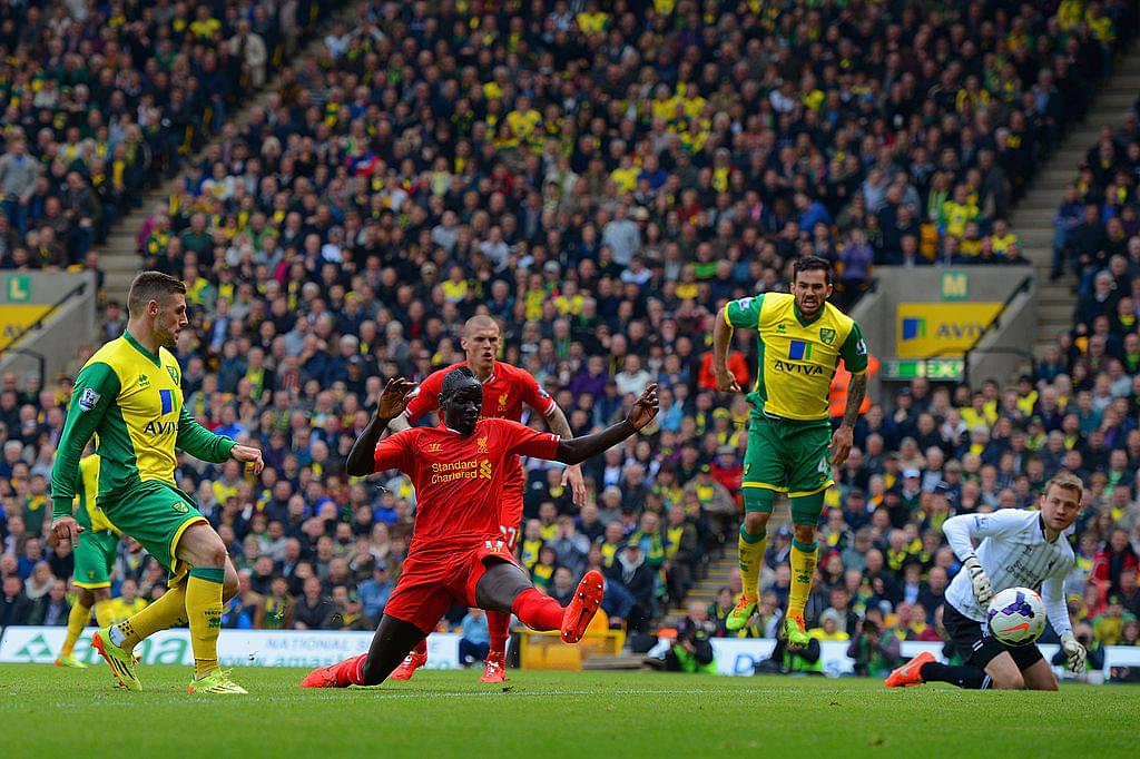 Liverpool vs Norwich City Head to head Stats and Records: Liv vs Nor H2H