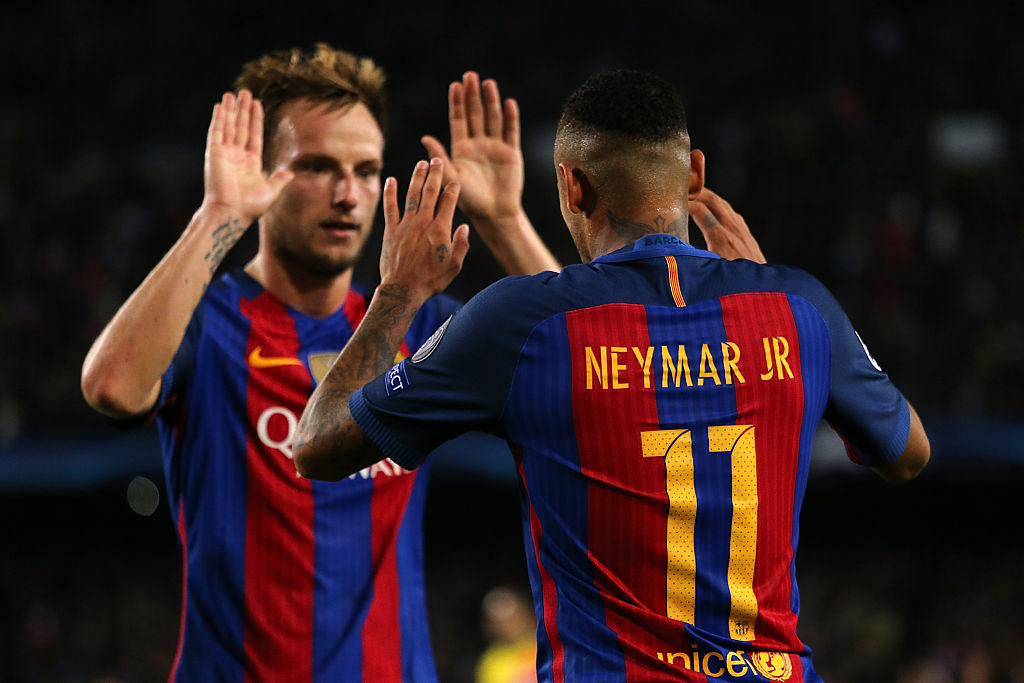 Neymar Transfer News: PSG ask for Ivan Rakitic and Ousmane Dembele to be included in Neymar deal