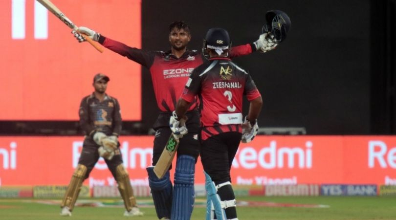 Twitter reactions on Krishnappa Gowtham's blockbuster all-round performance in KPL 2019