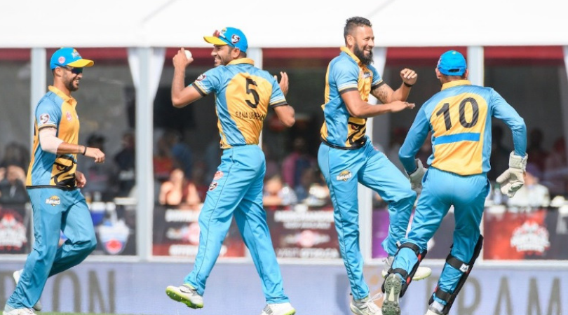 Twitter reactions on Winnipeg Hawks winning GLT20 2019 after beating Vancouver Knights in super over