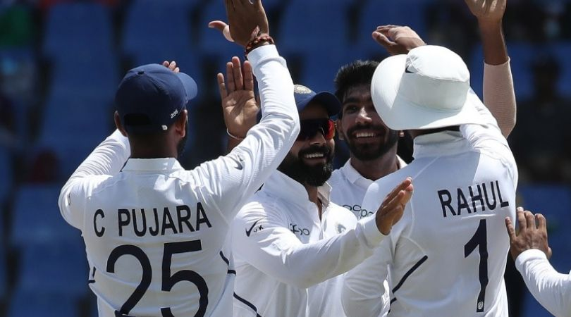 Twitter reactions on India's comprehensive win over West Indies in Antigua Test
