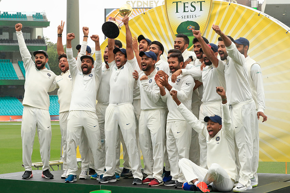 How can India retain their Number 1 Test team rank?