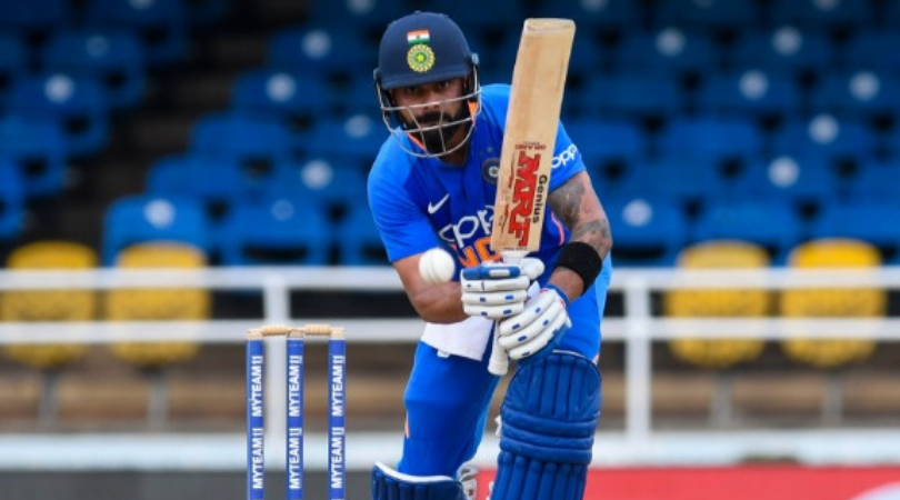 Twitter reactions on Virat Kohli's 42nd ODI century vs West Indies at Port of Spain