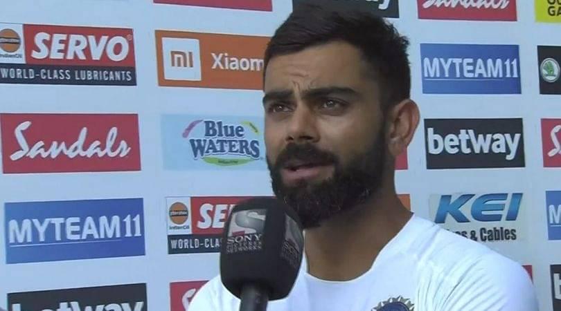 Virat Kohli reveals why India played Hanuma Vihari over Rohit Sharma in Antigua Test