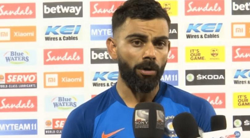 Virat Kohli Injury Update: Watch Indian captain reveals the extent of his thumb injury after scoring 43rd ODI century