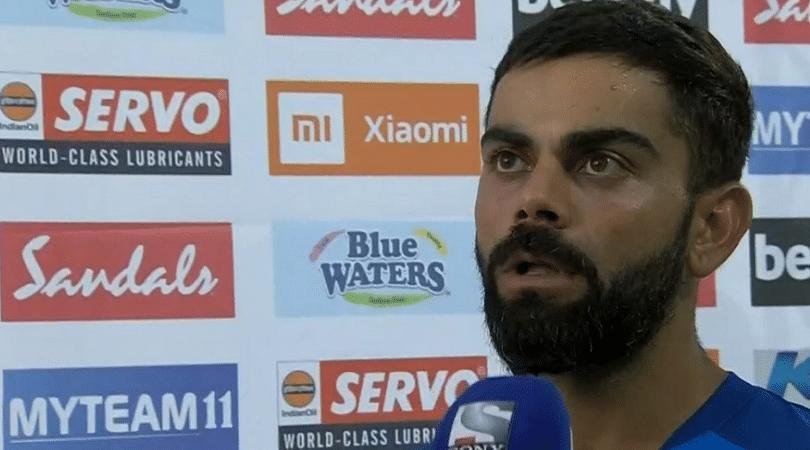 Virat Kohli discloses why India played Kuldeep Yadav over Yuzvendra Chahal in 2nd ODI vs West Indies