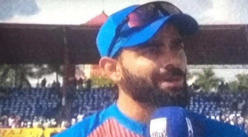 Virat Kohli explains why Indian batsmen played risky shots in 96-run chase vs West Indies