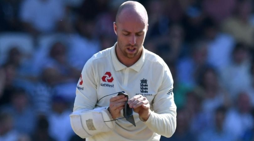 Specsavers offer Jack Leach free glasses for life after Ben Stokes' tweet