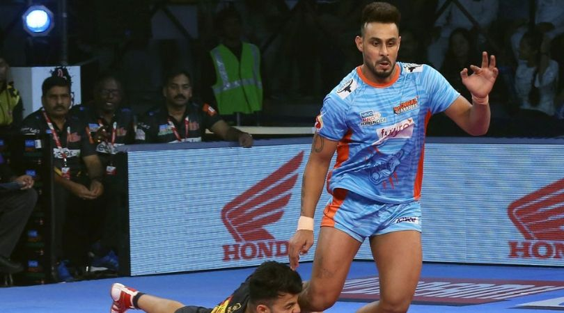 BEN vs DEL Dream11 Team Prediction : Bengal Warriors Vs Dabang Delhi K.C. Pro Kabaddi League 7 Best Dream 11 Team