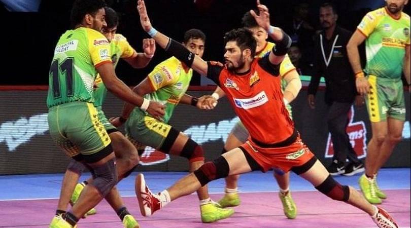 PAT vs GUJ Dream11 Team Predictions : Gujarat Fortunegiants Vs Patna Pirates Pro Kabaddi 2019 Best Dream 11 Team Pick