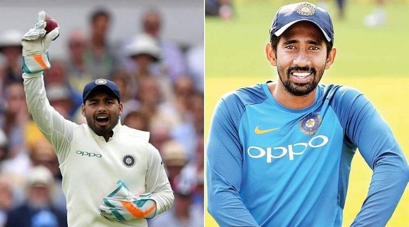 Rishabh Pant vs Wriddhiman Saha: Gautam Gambhir picks his preferred wicket-keeper for Jamaica Test
