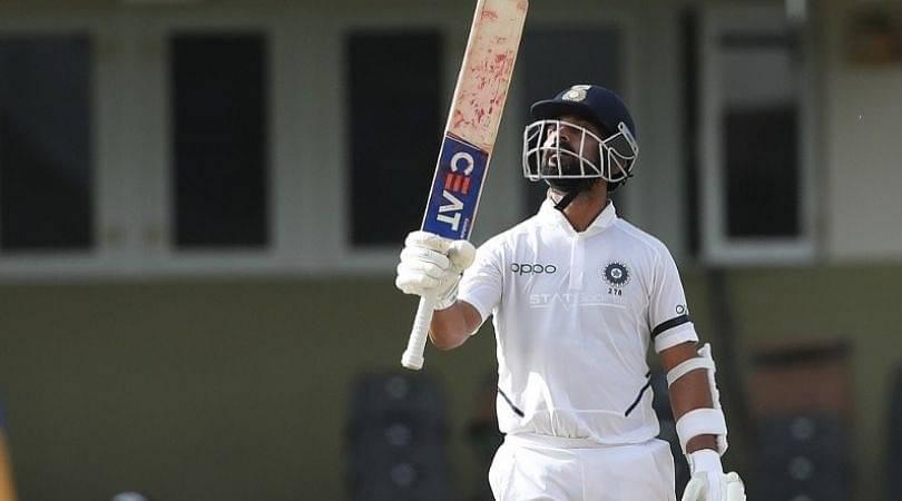 Twitter reactions on Ajinkya Rahane's 10th Test century vs West Indies at Antigua