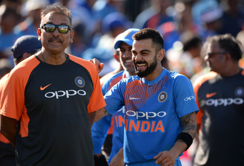 Ravi Shastri announced India Head Coach: Who is India's Batting, Bowling and Fielding coach?