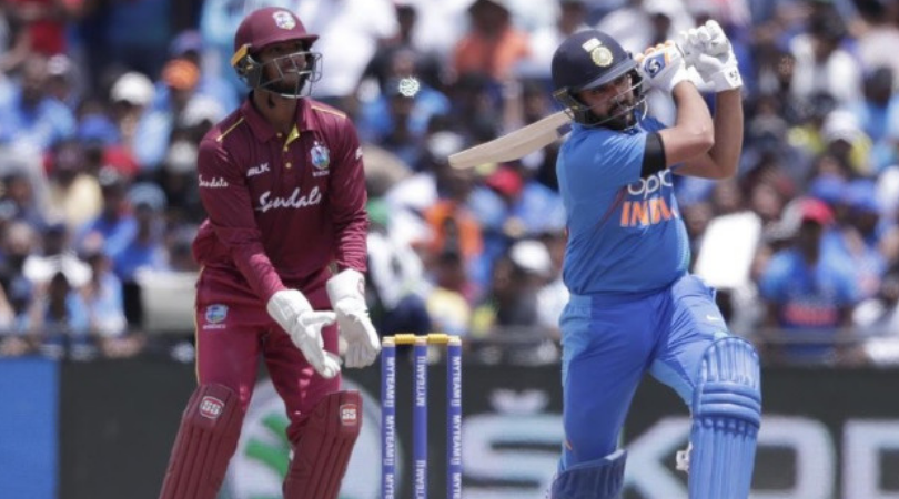 Rohit Sharma breaks Chris Gayle's T20I record: Who are the Top 5 six-hitters in T20Is?