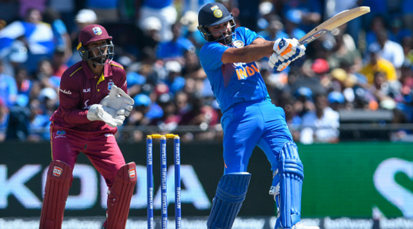 Why is Rohit Sharma not playing today's 3rd T20I vs West Indies?