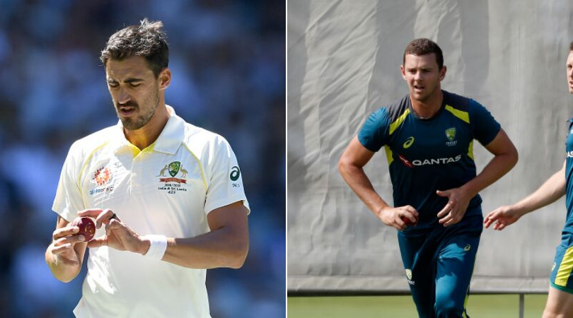 Mitchell Starc or Josh Hazlewood: Justin Langer confirms Australia's third pacer for 2nd 2019 Ashes Test at Lord's