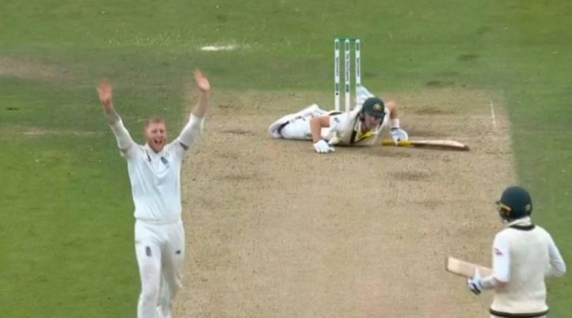 Marnus Labuschagne dismissal vs England: Watch Ben Stokes dismisses Australian all-rounder in outlandish manner