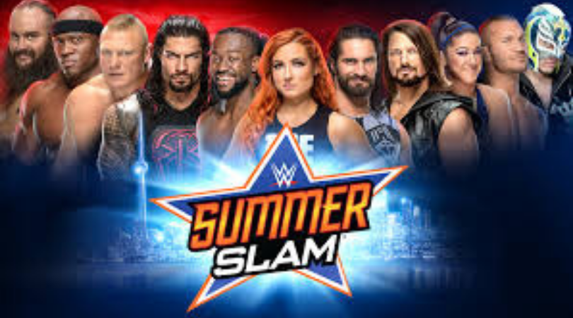 WWE SummerSlam 2019 live telecast, date and time