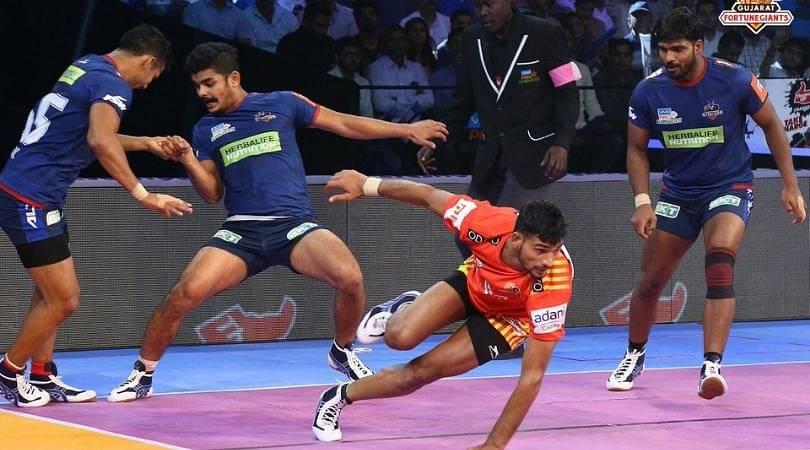 TAM vs GUJ Dream11 Prediction : Gujarat Fortunegiants Vs Tamil Thalaivas Pro Kabaddi League Dream 11 Team Picks And Probable Playing 7