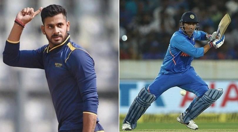 Manoj Tiwary passes massive statement on MS Dhoni's retirement from international cricket