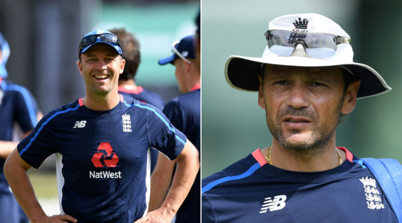 India shortlist Mark Ramprakash and Jonathan Trott for vacant batting coach role
