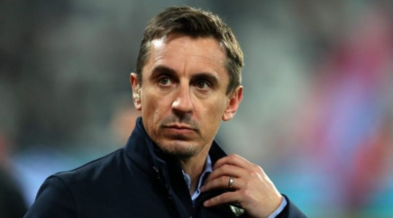 Gary Neville claims Manchester United will take these many transfer windows to be on top