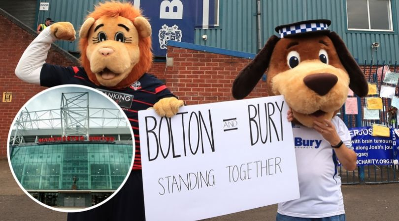 Bobby Madley requests Manchester United to host Bury Vs Bolton