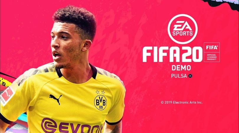 FIFA 20 Demo release date is announced by EA Sports ahead of official release of game