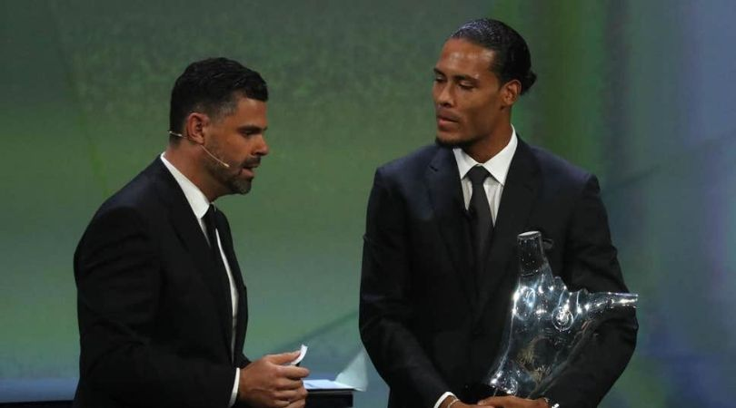 Virgil Van Dijk could have died in 2012, 7 years later he won Europe's best player award
