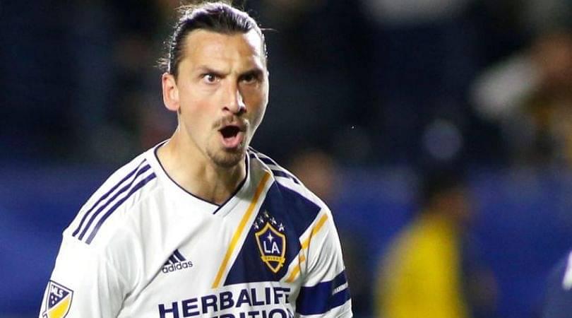 Ole Solskjaer invites Zlatan Ibrahimovic to join Manchester United