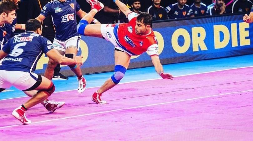 HYD vs HAR Dream11 Team Predictions : Haryana Steelers Vs Telugu Titans Pro Kabaddi League Dream 11 Team Picks, Match Report And Probable Playing 7