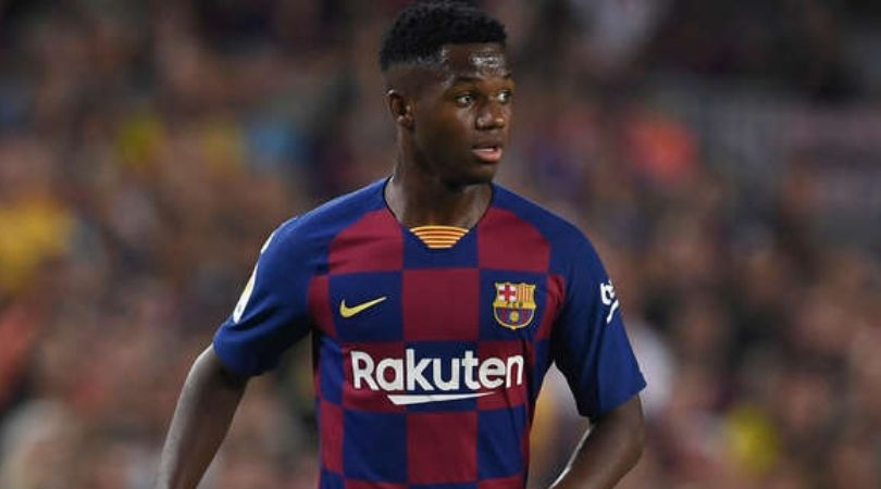 Ansu Fati: 3 facts about 16-year-old Barcelona sensation from La Masia