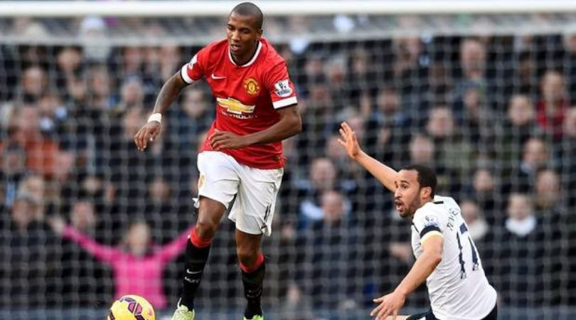 Andros Townsend defends Ashley Young over Crystal Palace's mean tweet