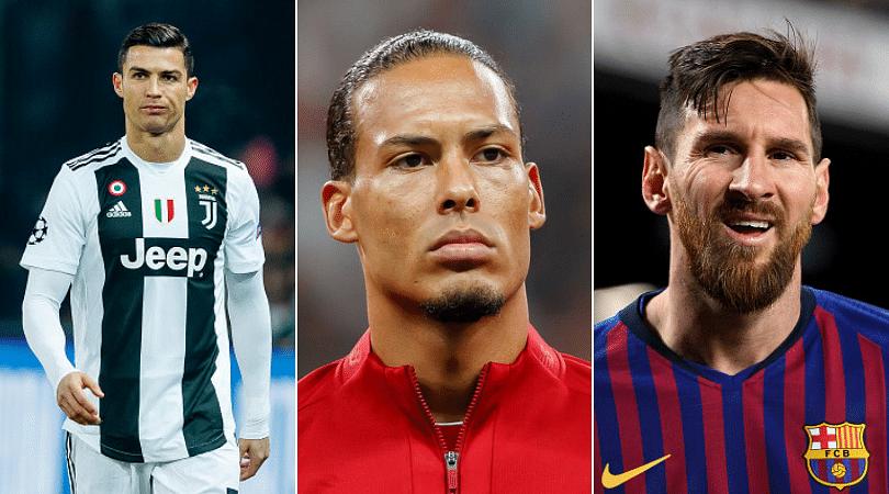 Virgil Van Dijk: Liverpool defender names the most feared striker, snubs Cristiano Ronaldo and Lionel Messi