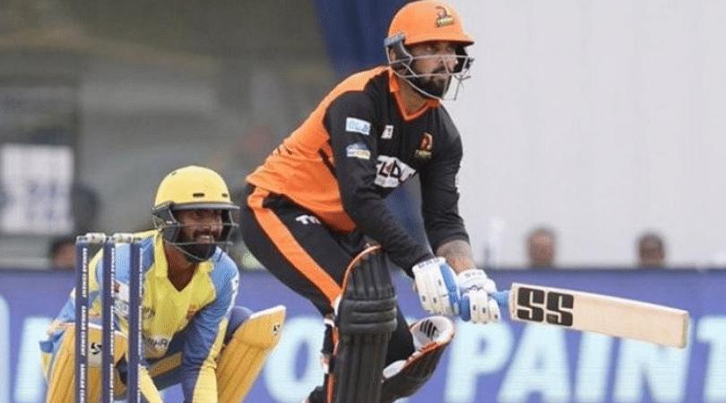 WATCH: Murali Vijay bats left-handed off Ravi Ashwin in TNPL 2019